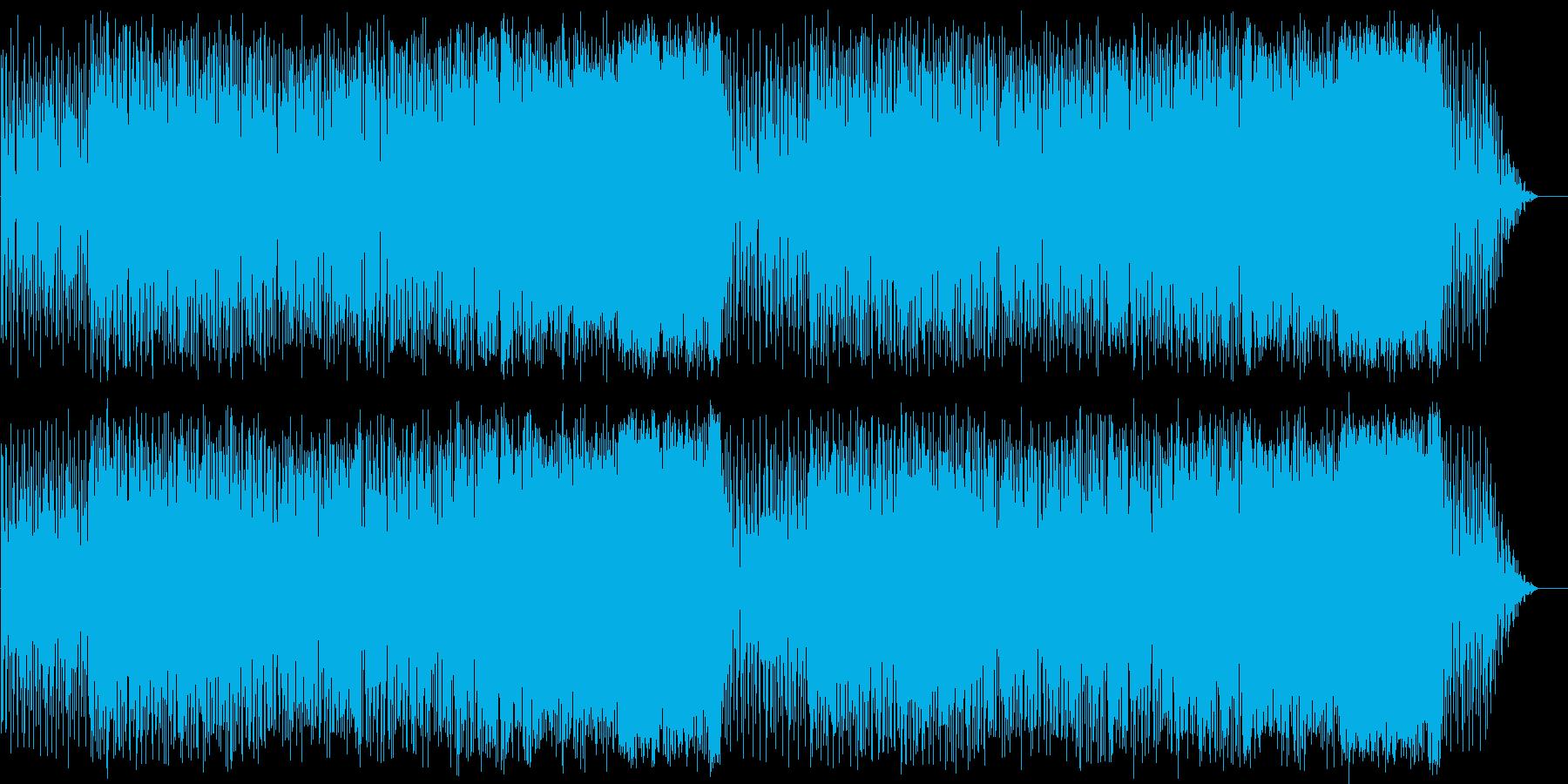 ゲーム用素材/ダンジョン・森に沈んだ遺跡の再生済みの波形
