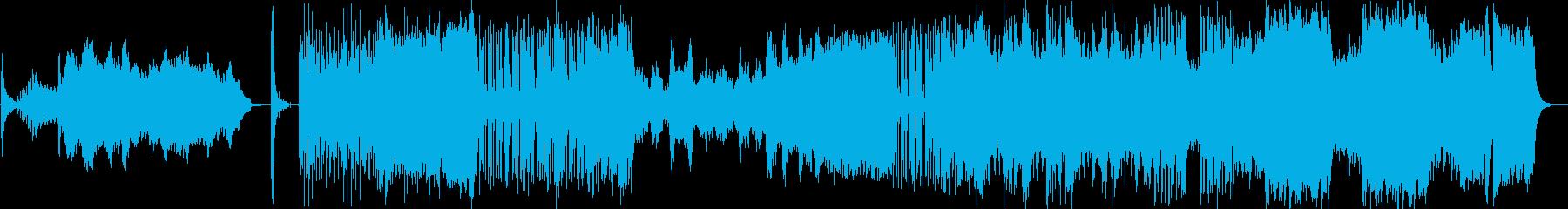 ドビュッシーのピアノ曲「valse r…の再生済みの波形