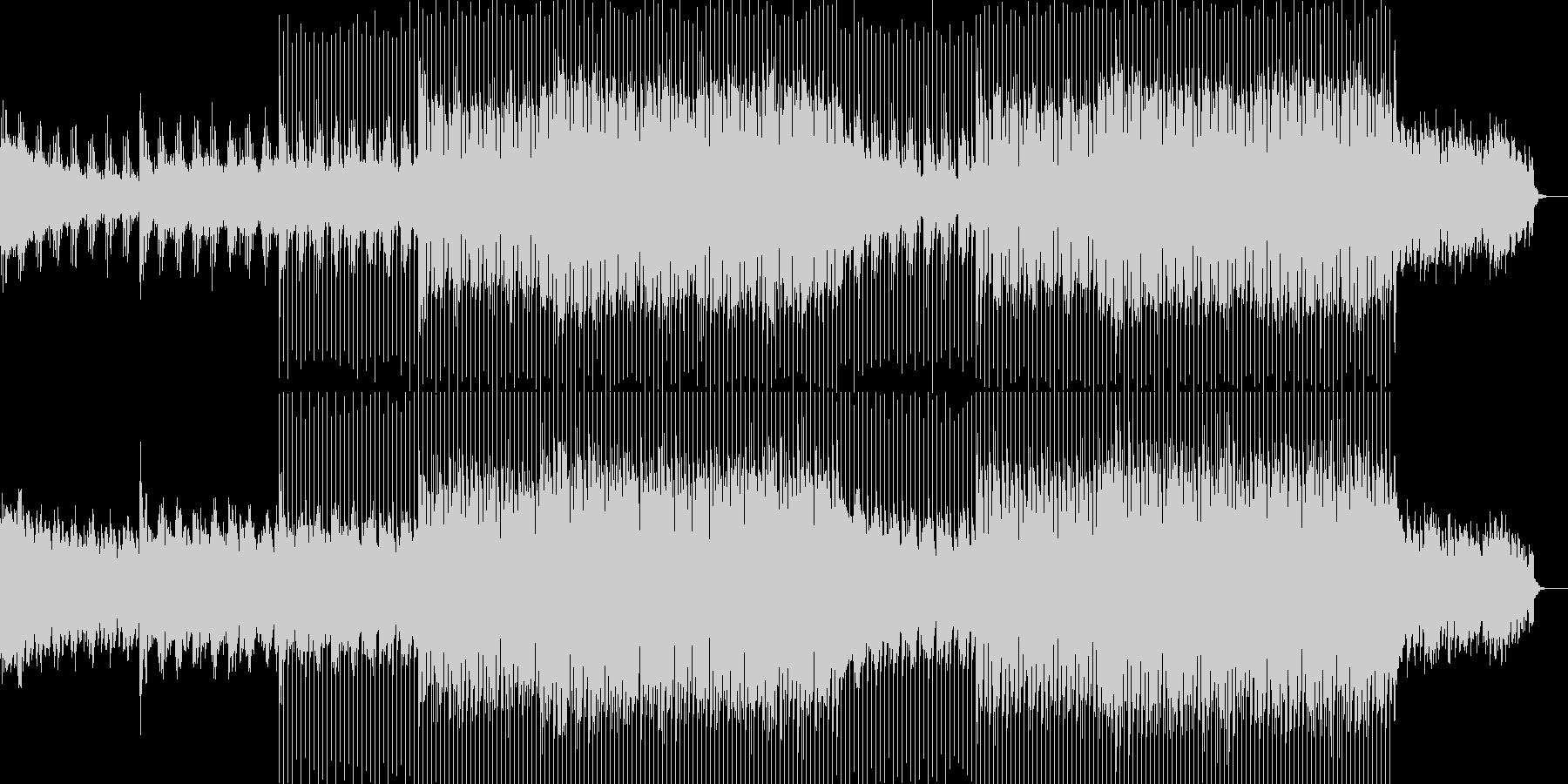 EDMクラブ系ダンスミュージック-14の未再生の波形