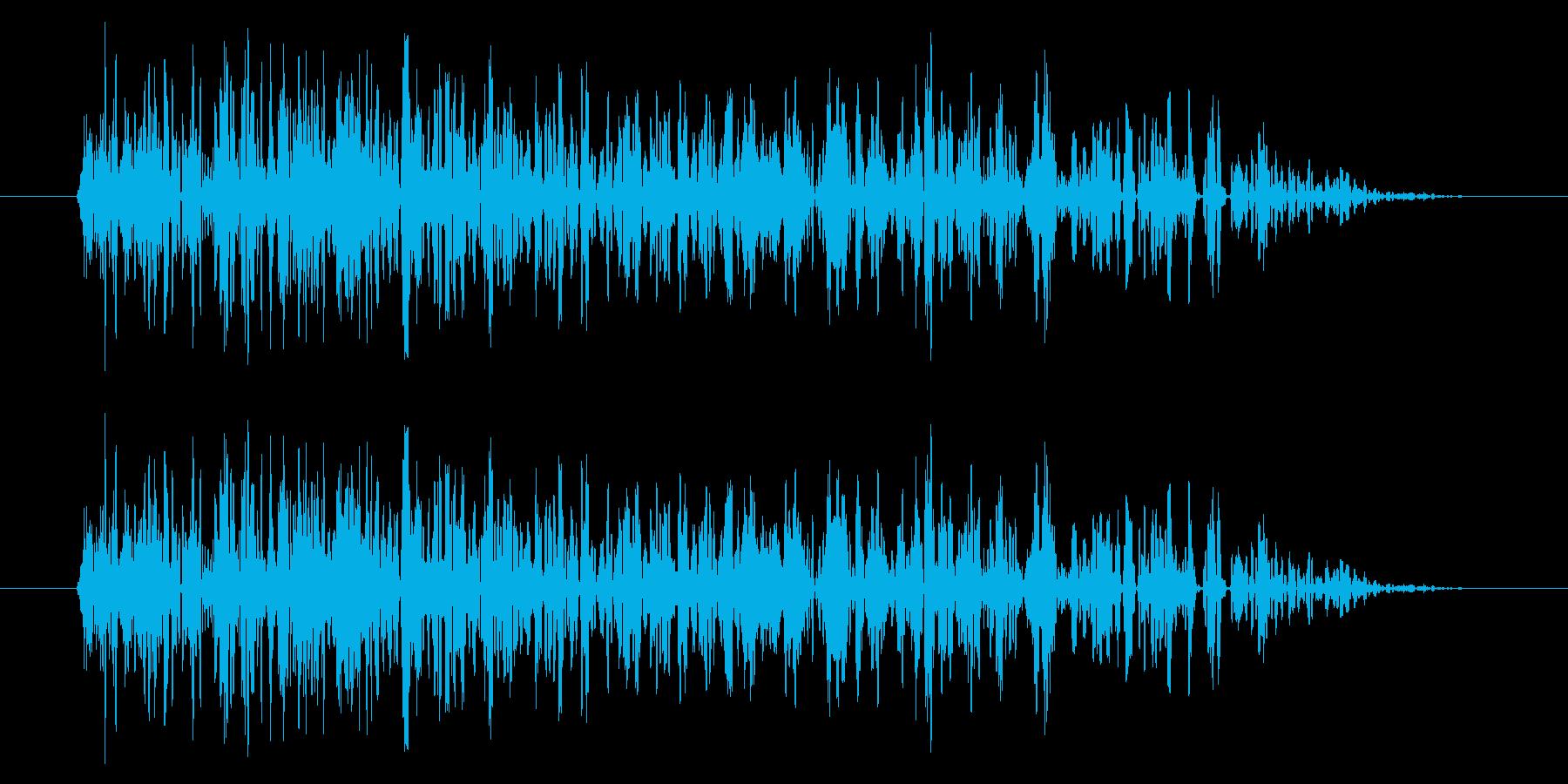 SNES シューティング02-06(ミサの再生済みの波形