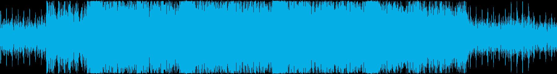 壮大で重厚感のあるシネマチックサウンドの再生済みの波形