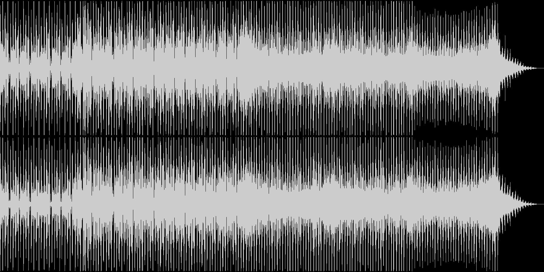 ピアノ 企業 サンプル シンプル ハウスの未再生の波形