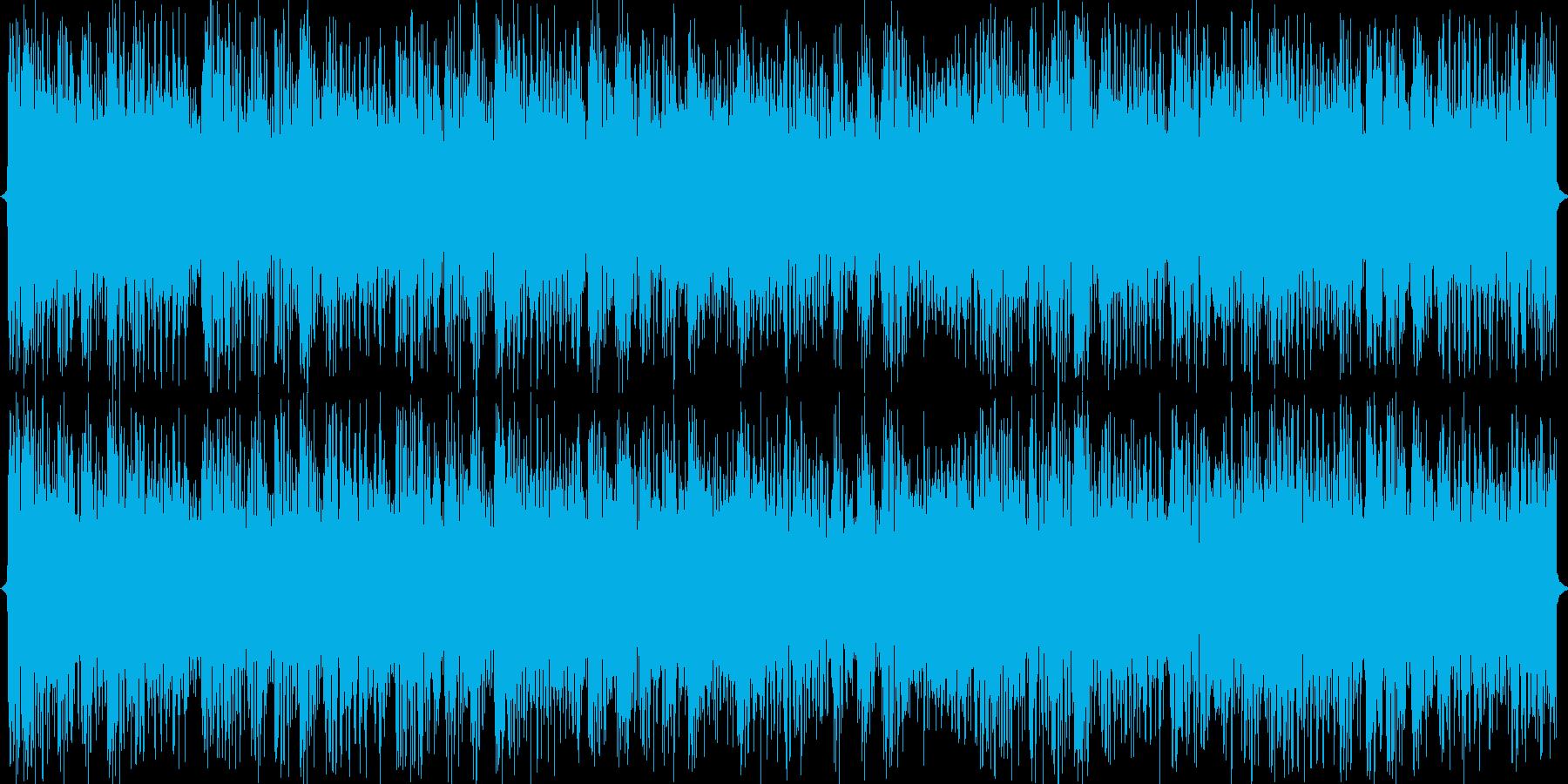 Rock sound 5sの再生済みの波形