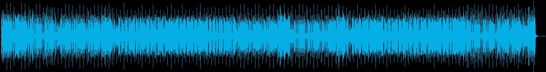 穏やかでリズミカルな木琴ポップスの再生済みの波形