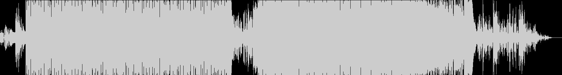 5 per 8の未再生の波形