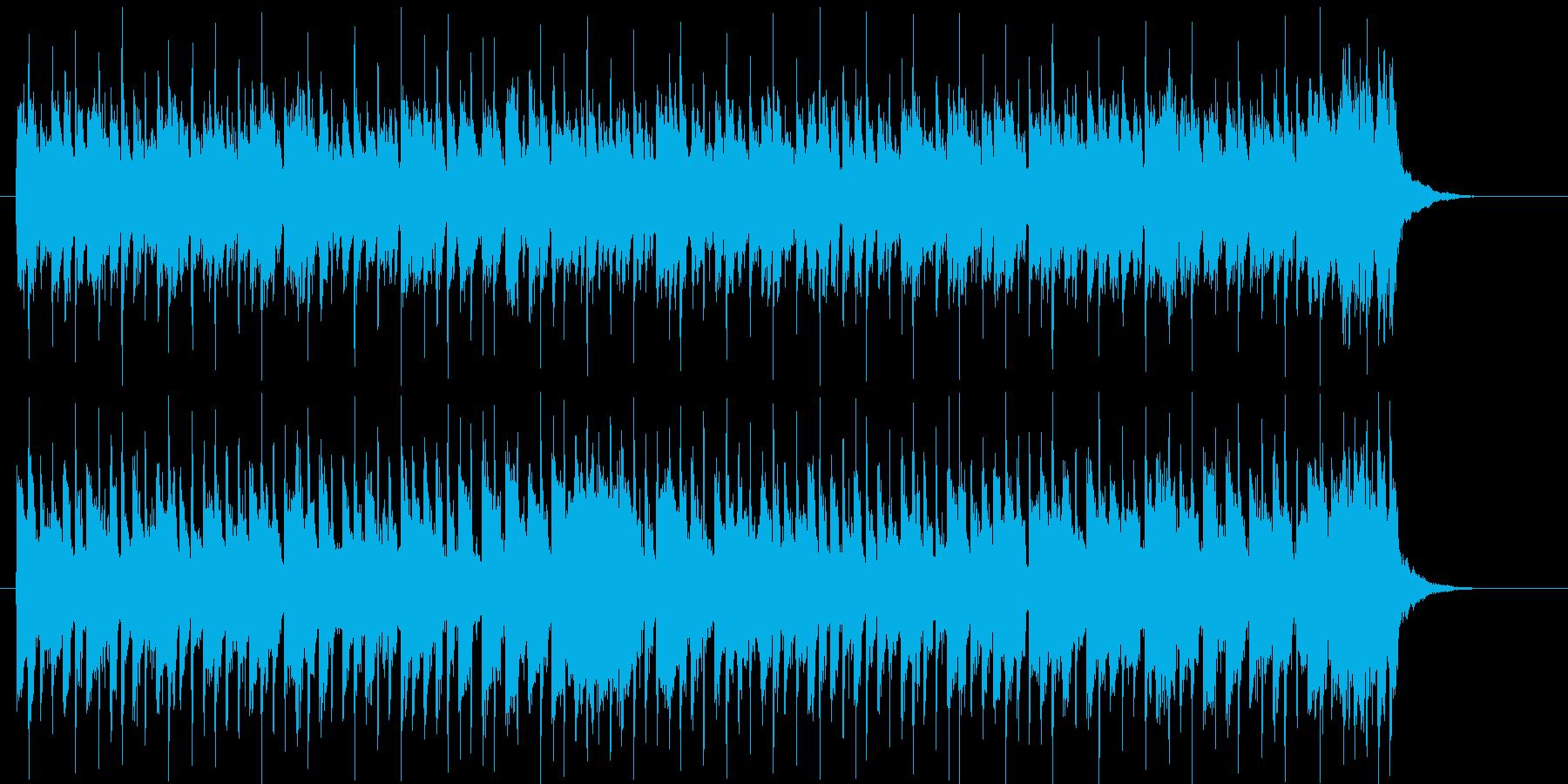 クラリネットのような音色が楽しいシンセ曲の再生済みの波形