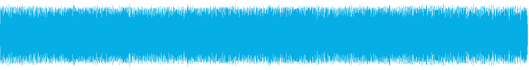 ザワザワ(工場や車)の再生済みの波形