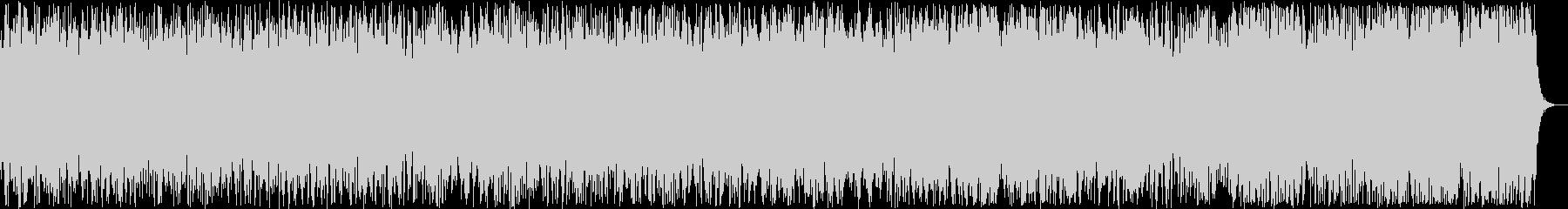 優しい印象のシンセ・ピアノサウンドの未再生の波形