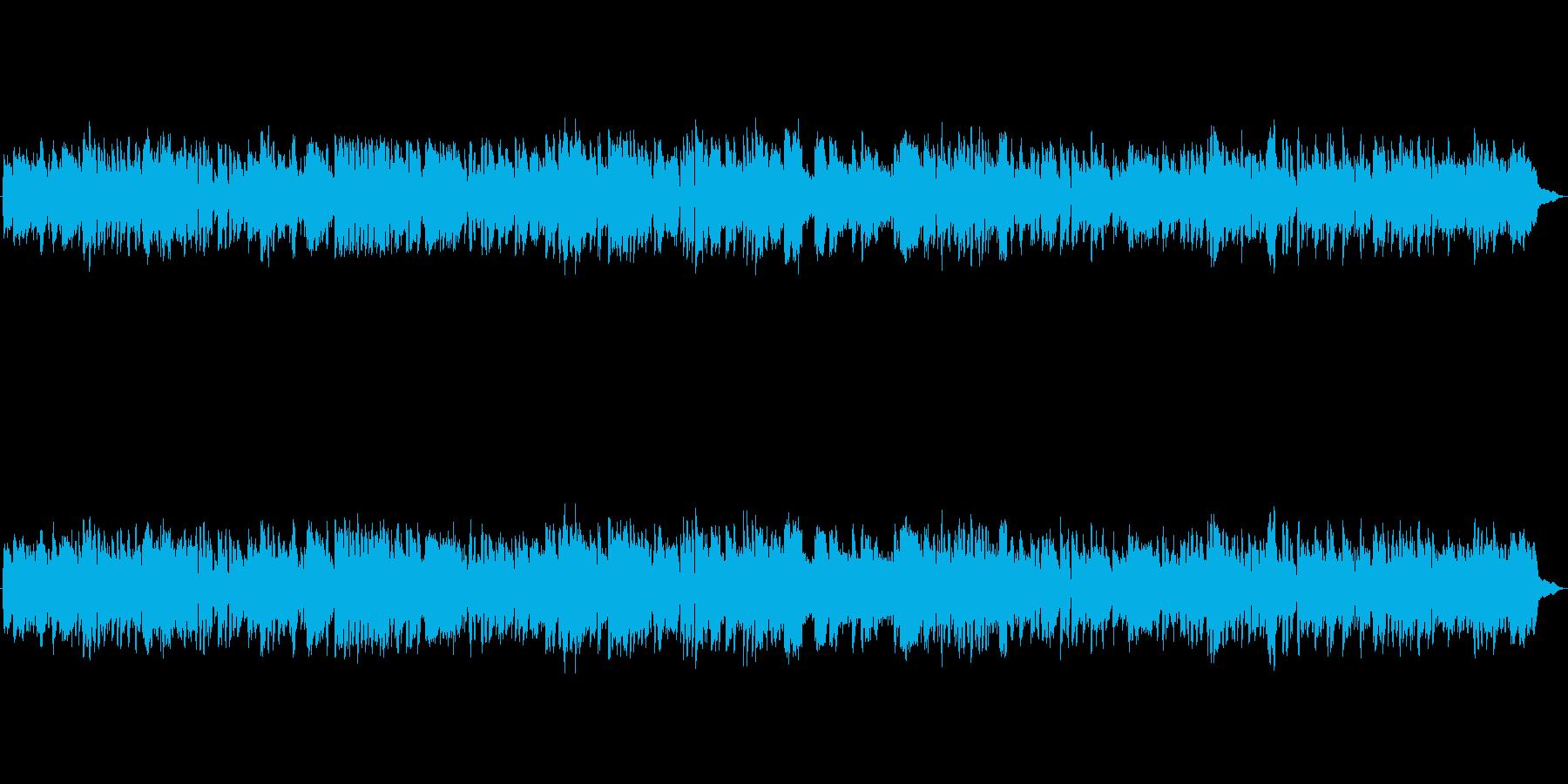 オープニング・エンディング・商品紹介 他の再生済みの波形