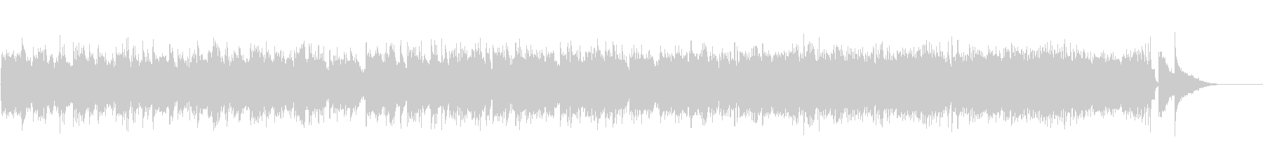 劇的なピアノ曲 悲愴 スクリャービンの未再生の波形