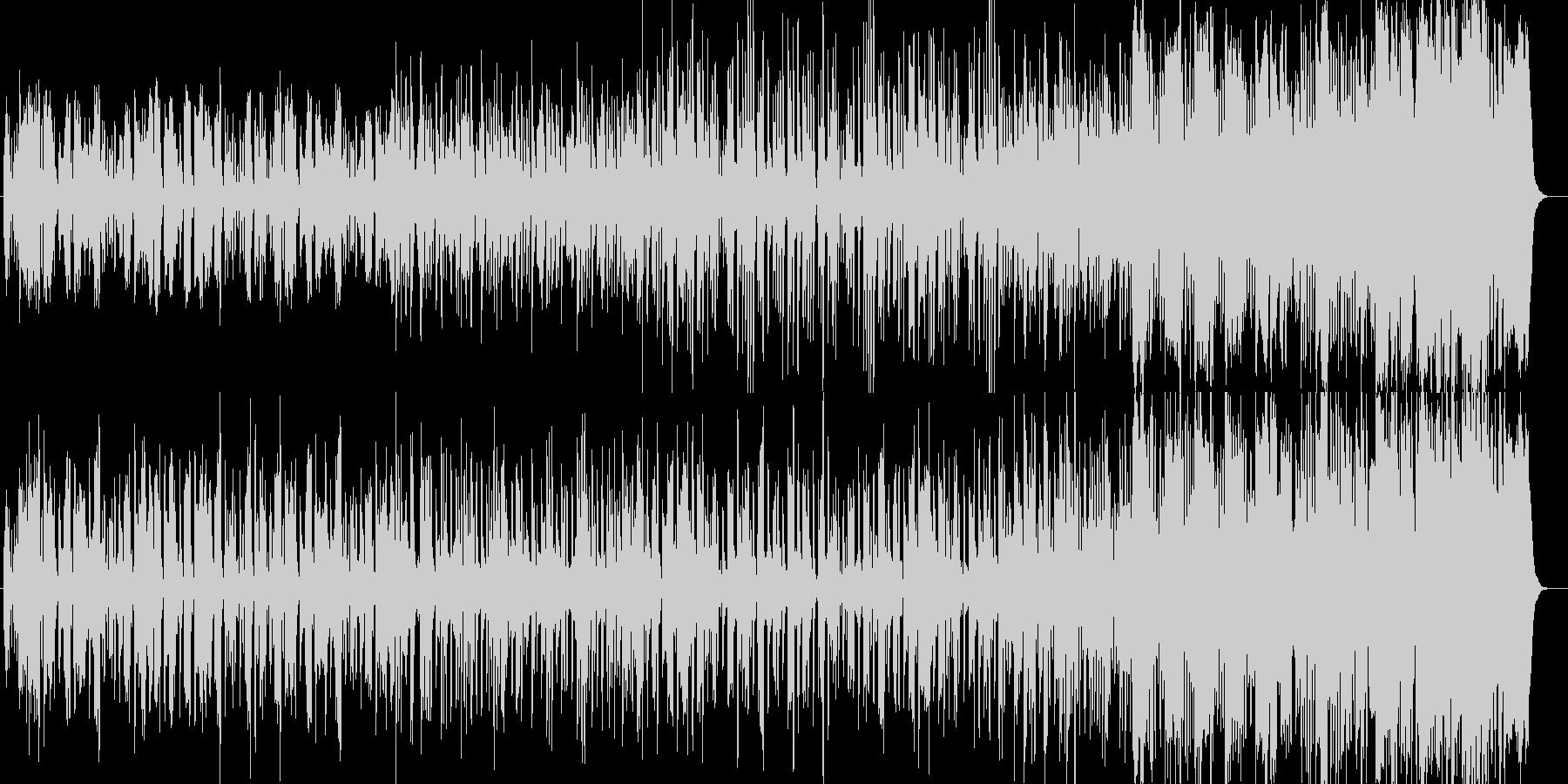 不思議の国バイオリンクラッシックサウンドの未再生の波形