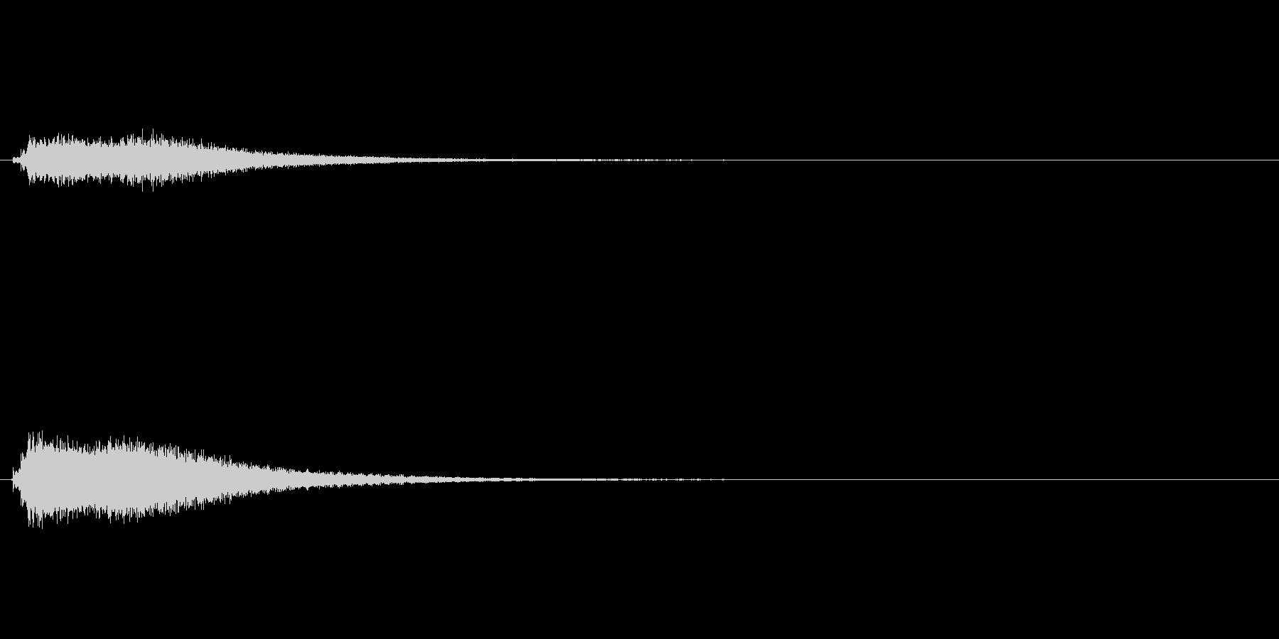 キラキラ系_034の未再生の波形