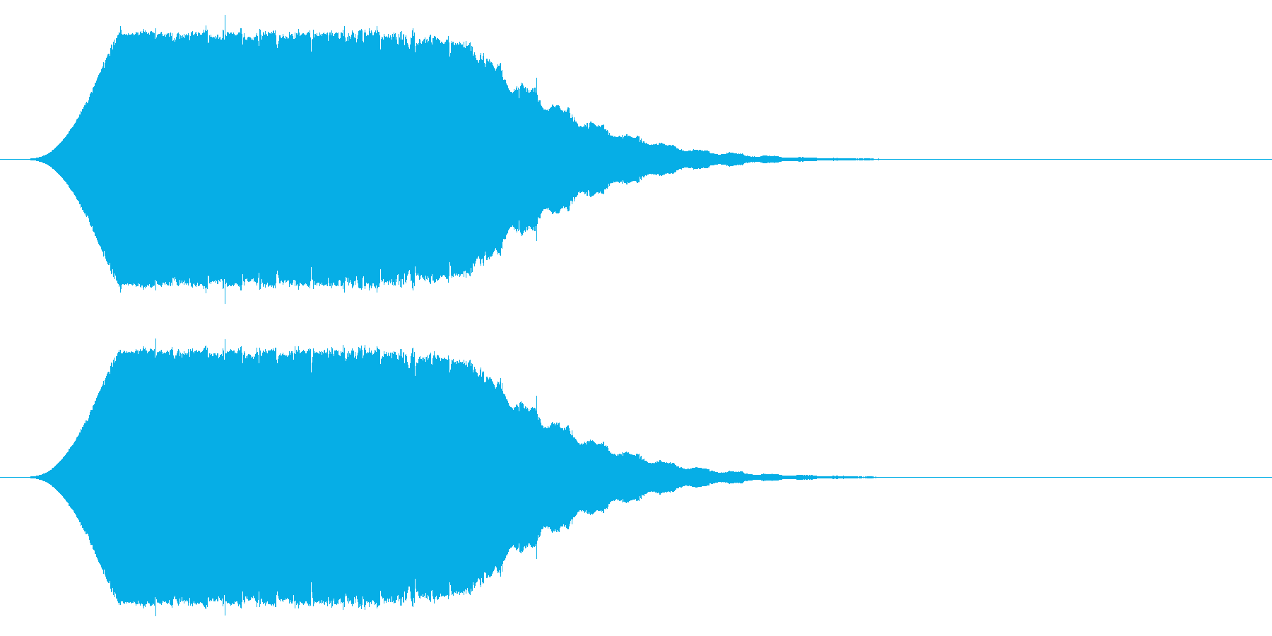 流れ星/キラキラ/場面転換の再生済みの波形