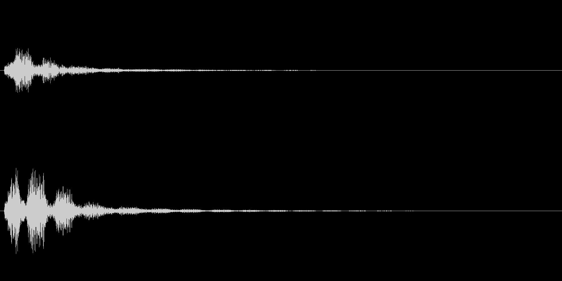 キラキラ系_065の未再生の波形