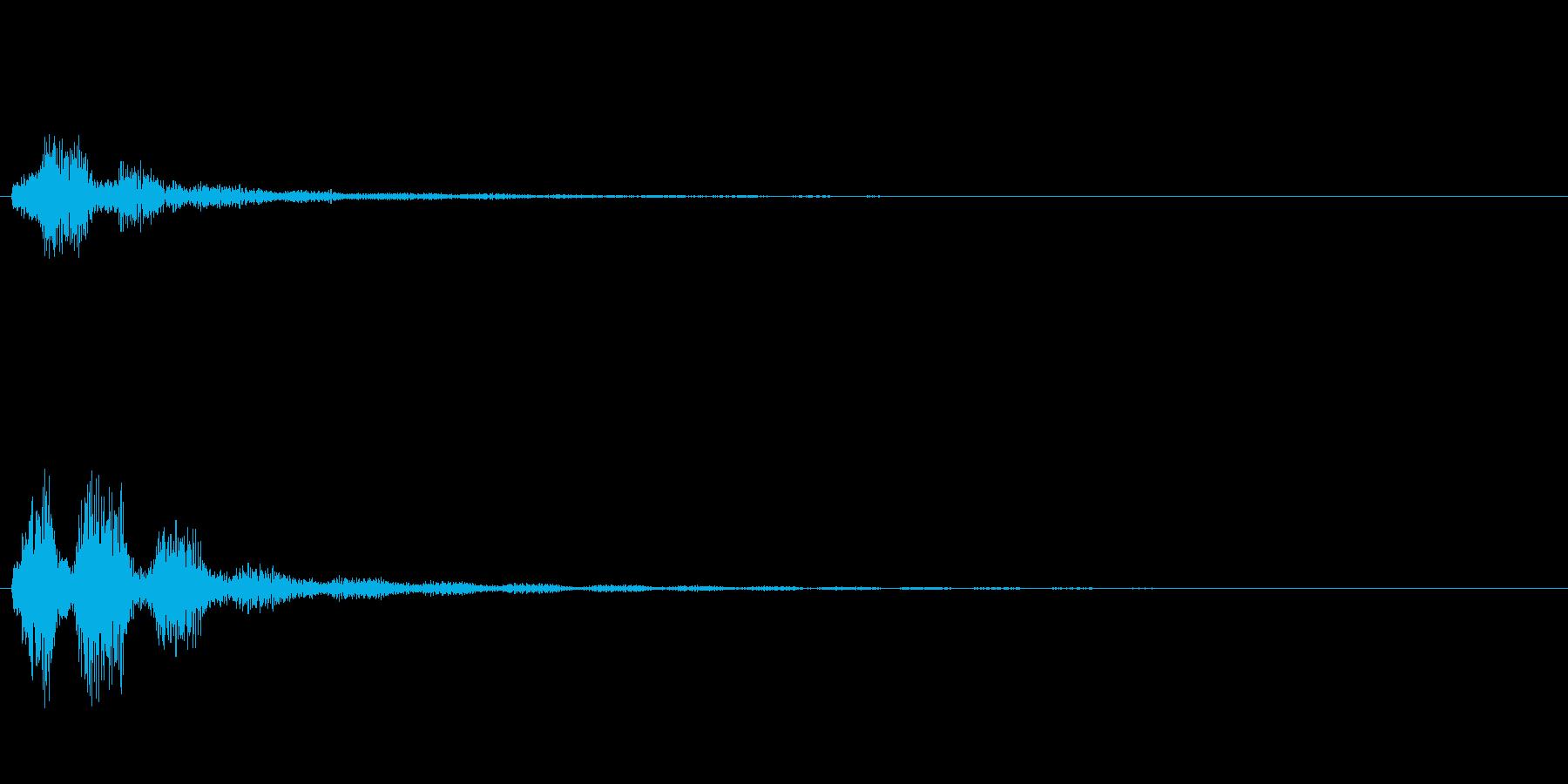 キラキラ系_065の再生済みの波形