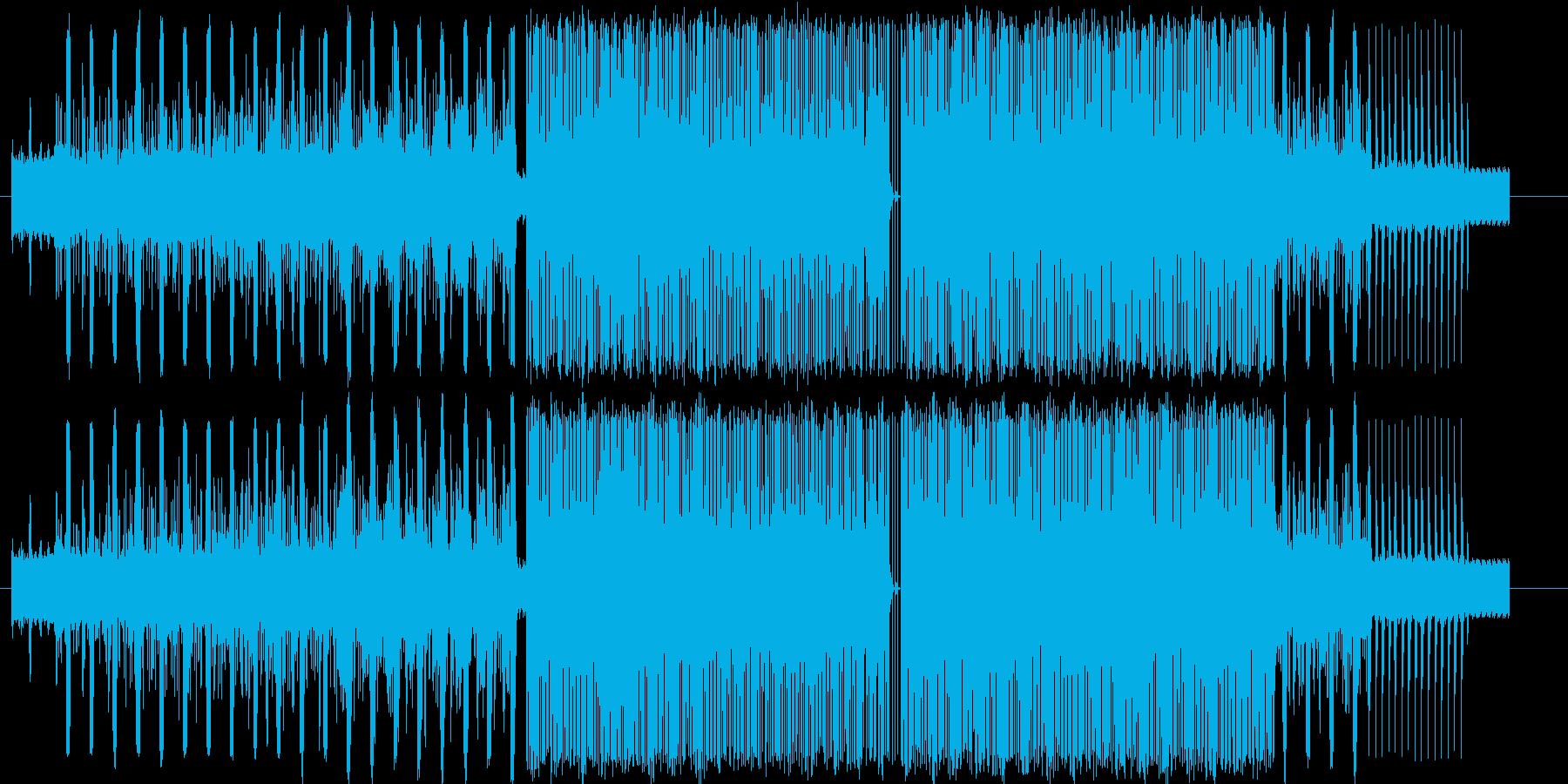 楽器がそれぞれの時間を歩む音楽です。の再生済みの波形