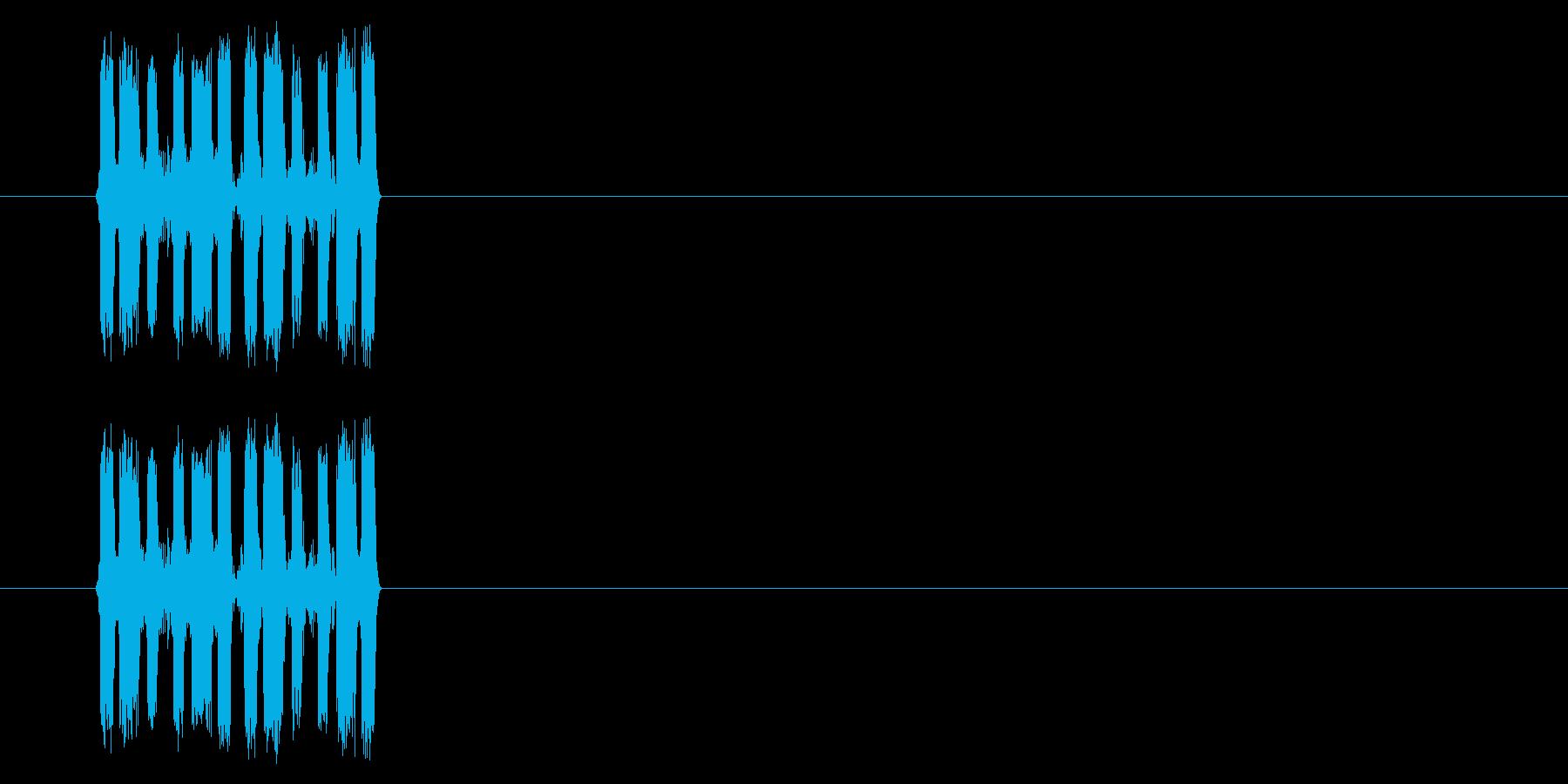 【NES RPG03-07(魔法 氷)】の再生済みの波形