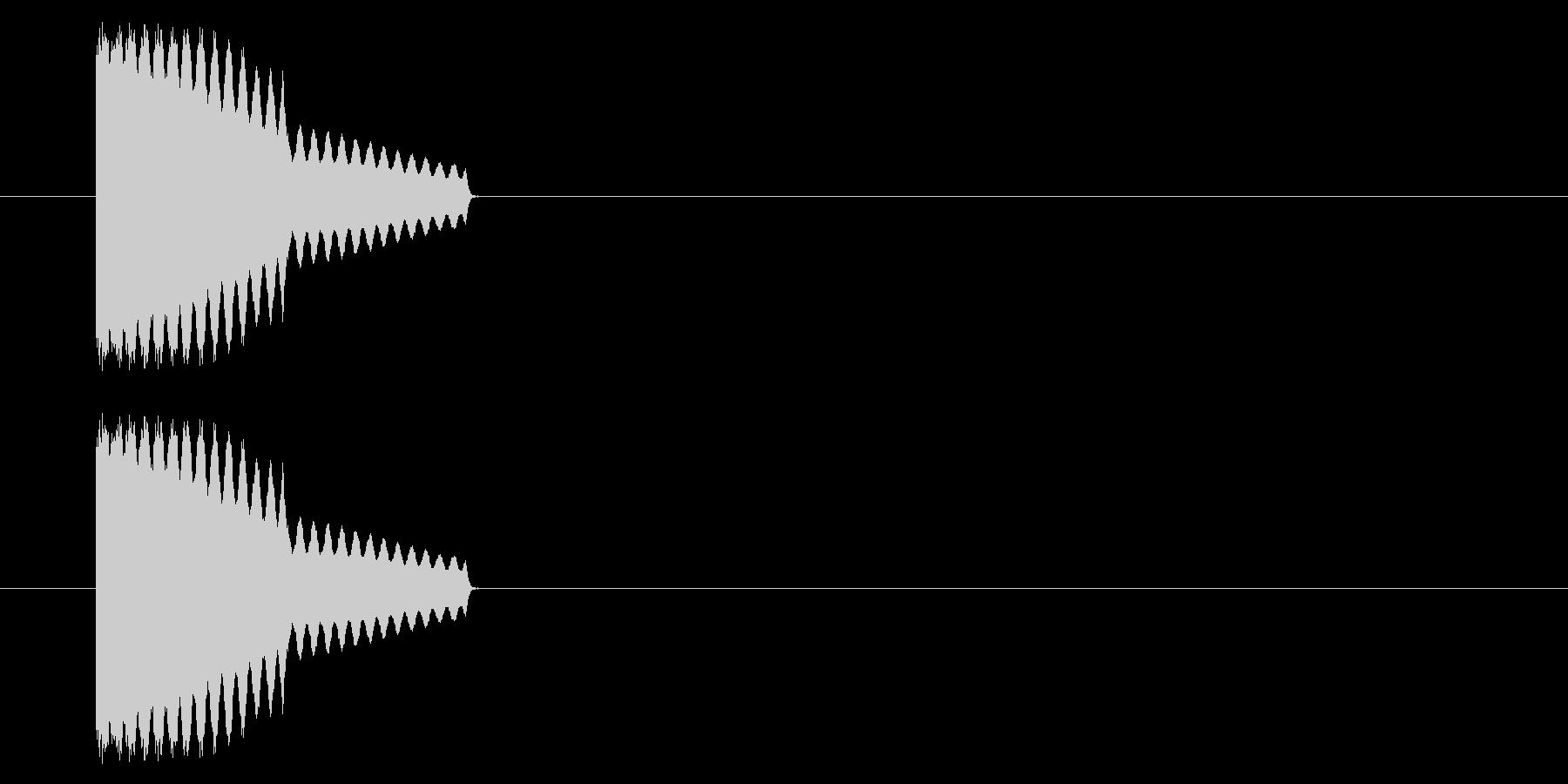 【GB 汎用02-02(ピッチ)】 の未再生の波形