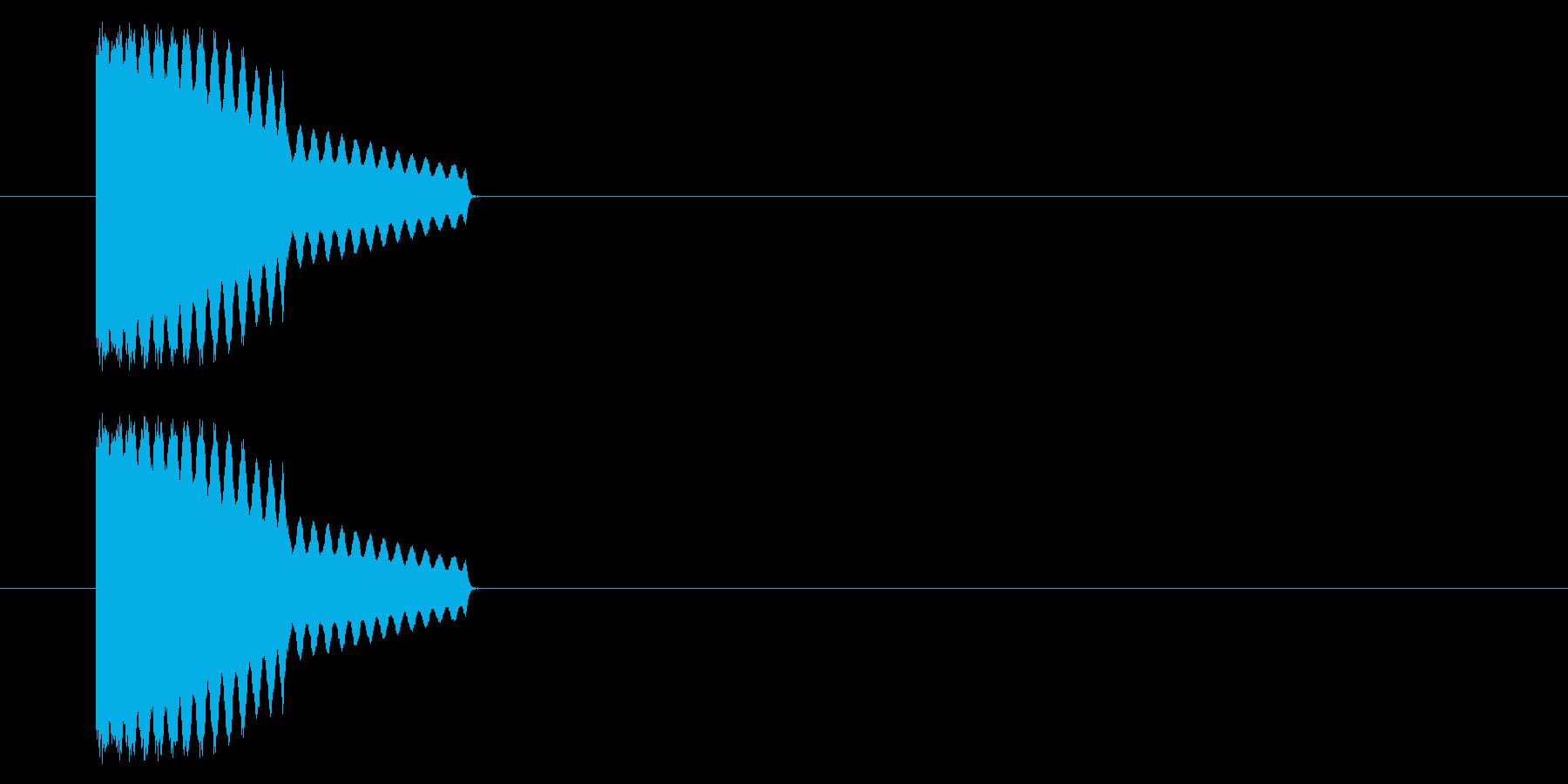 【GB 汎用02-02(ピッチ)】 の再生済みの波形