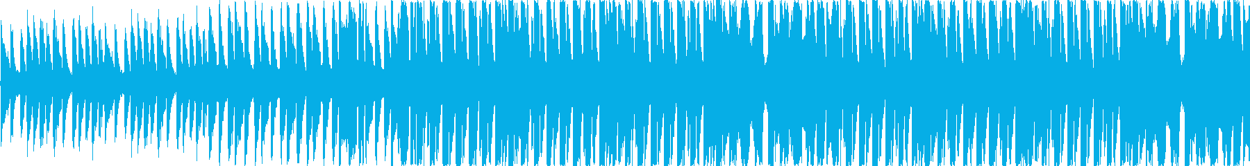 【クラブ/店舗/ヒップホップ/ハウス】の再生済みの波形