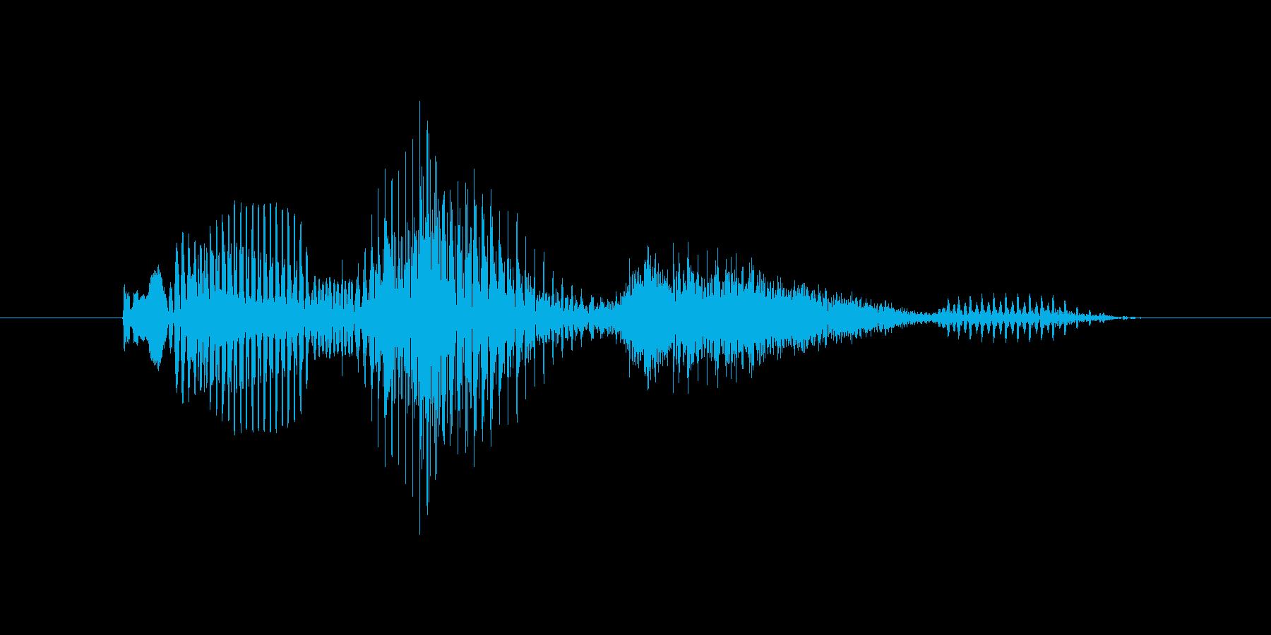 プラス_2の再生済みの波形