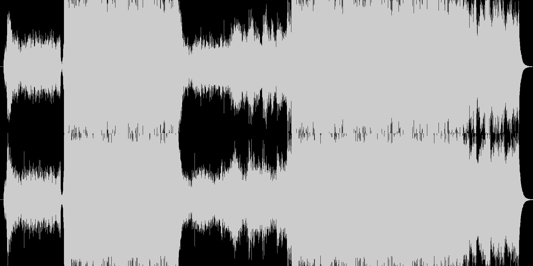 オーケストラ 宇宙 壮大の未再生の波形