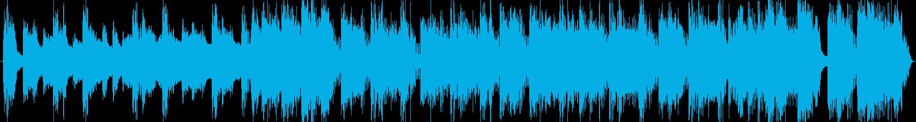 出囃子CMオープニング入場シングルロックの再生済みの波形