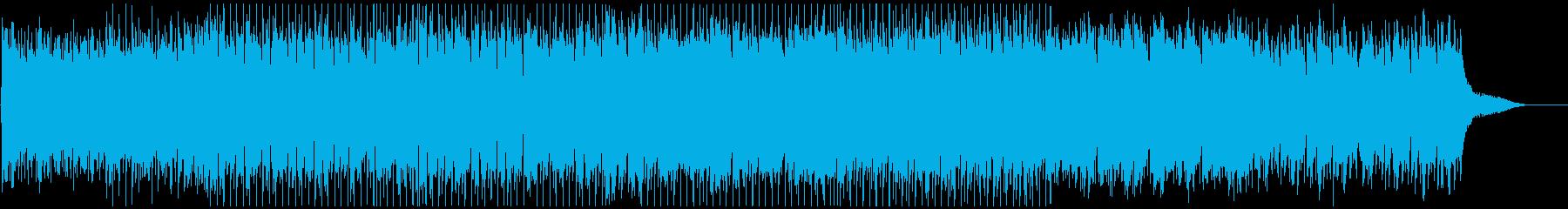生演奏/将来への希望に溢れたポジティブ曲の再生済みの波形