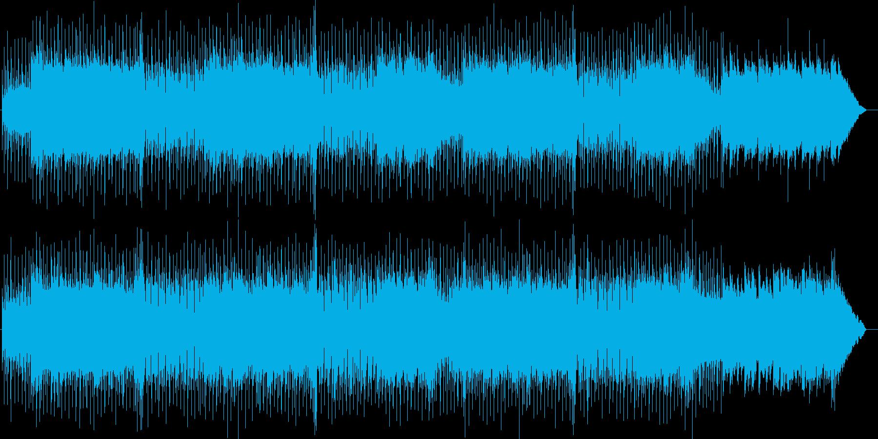 学校チャイム~青春パンクロック 朝の再生済みの波形