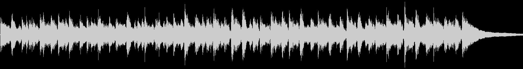 アコーディオンがポップなルンバの未再生の波形