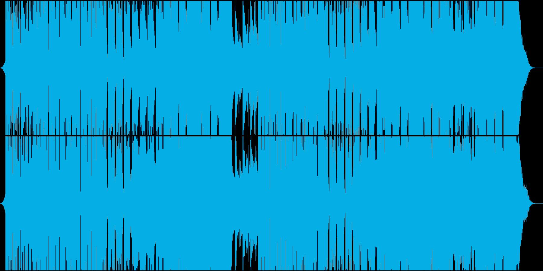 琴で奏でるR&B系Future Bassの再生済みの波形