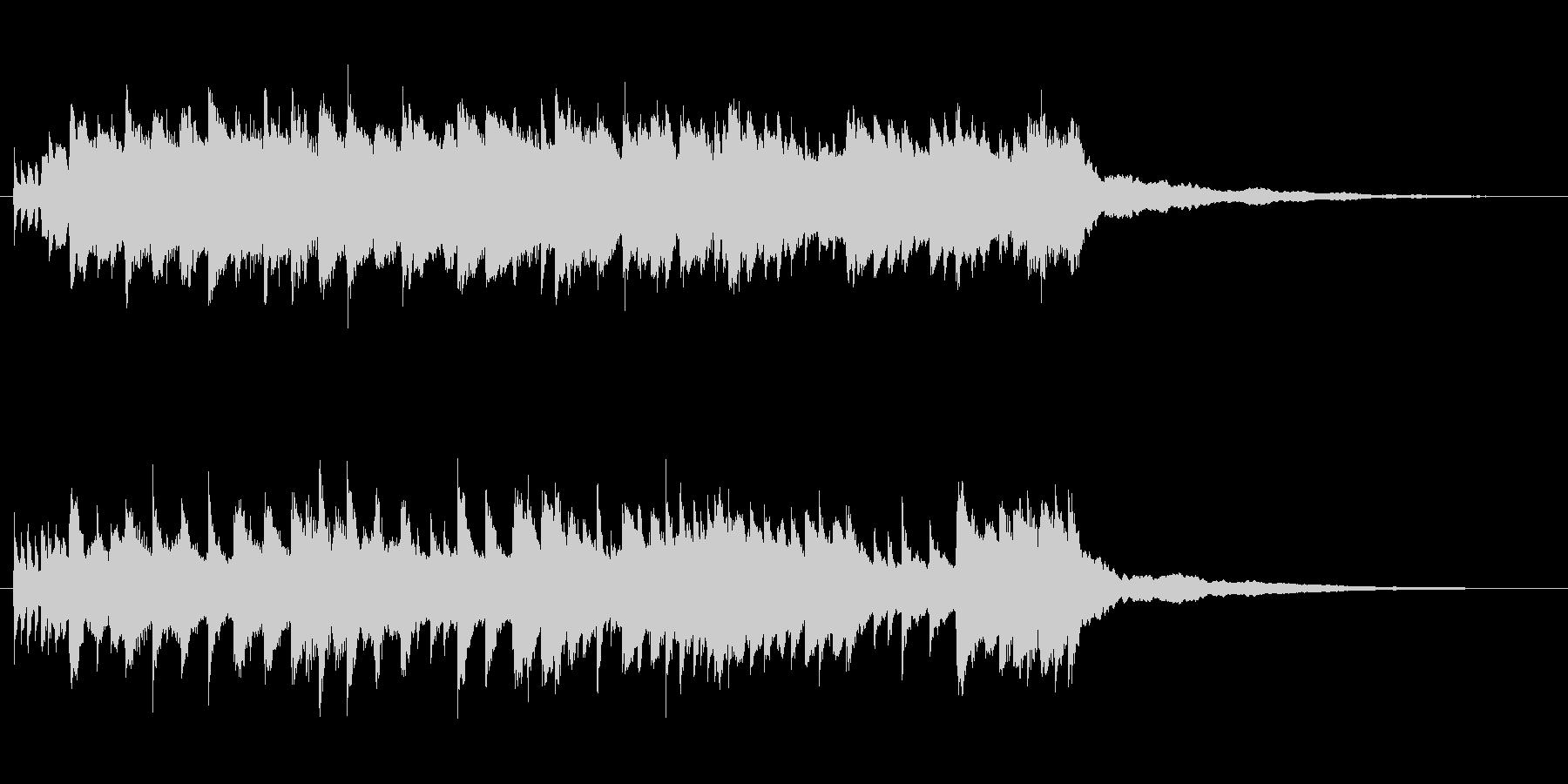 ピアノBGM50秒-幸せ、ぬくもり、感動の未再生の波形