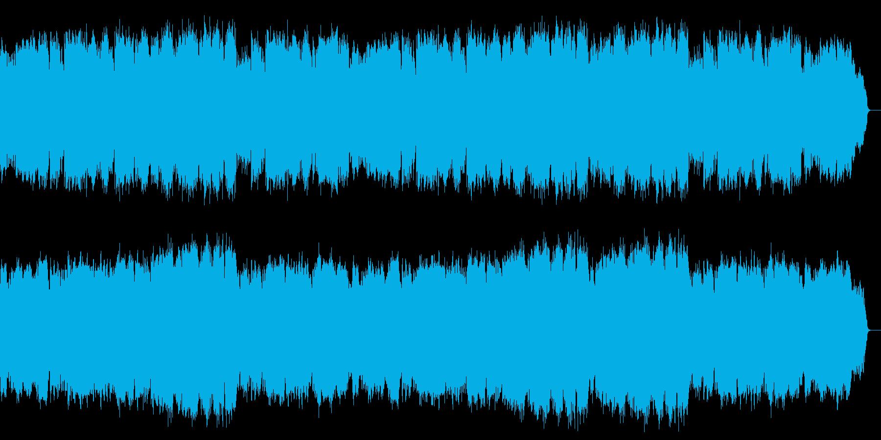 華麗なピアノ伴奏としっとりしたSAX演奏の再生済みの波形