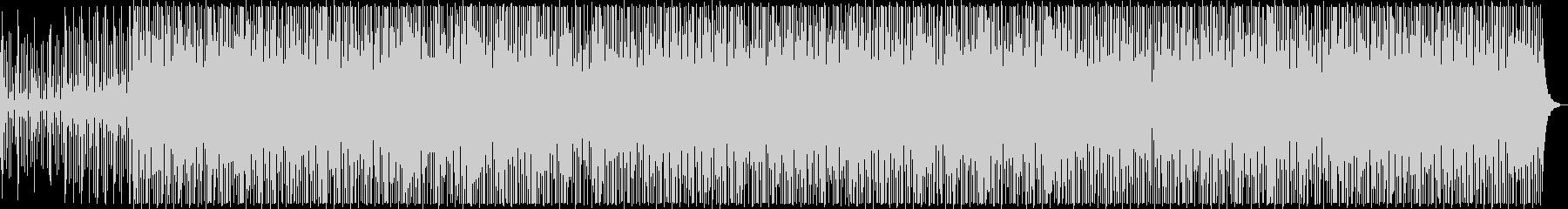 緊張感のシンセ弦楽器ポップテクノ系の未再生の波形