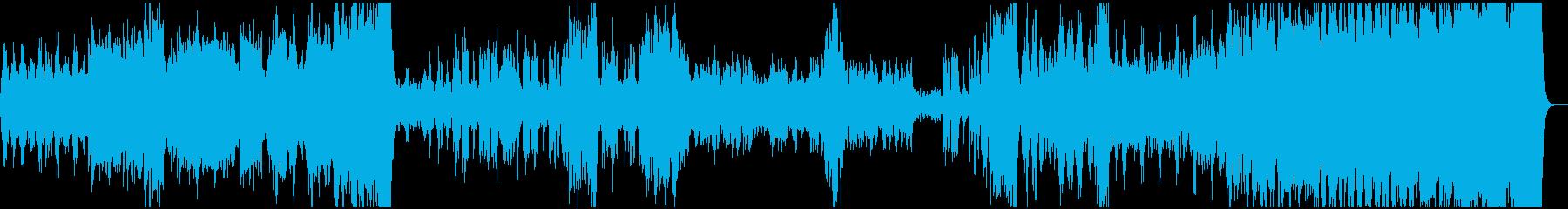 プロコフィエフ_ピアノソナタ第7番3楽章の再生済みの波形
