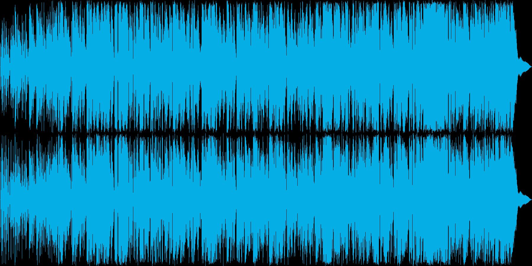 美しく優しいトランペットボサノヴァの再生済みの波形