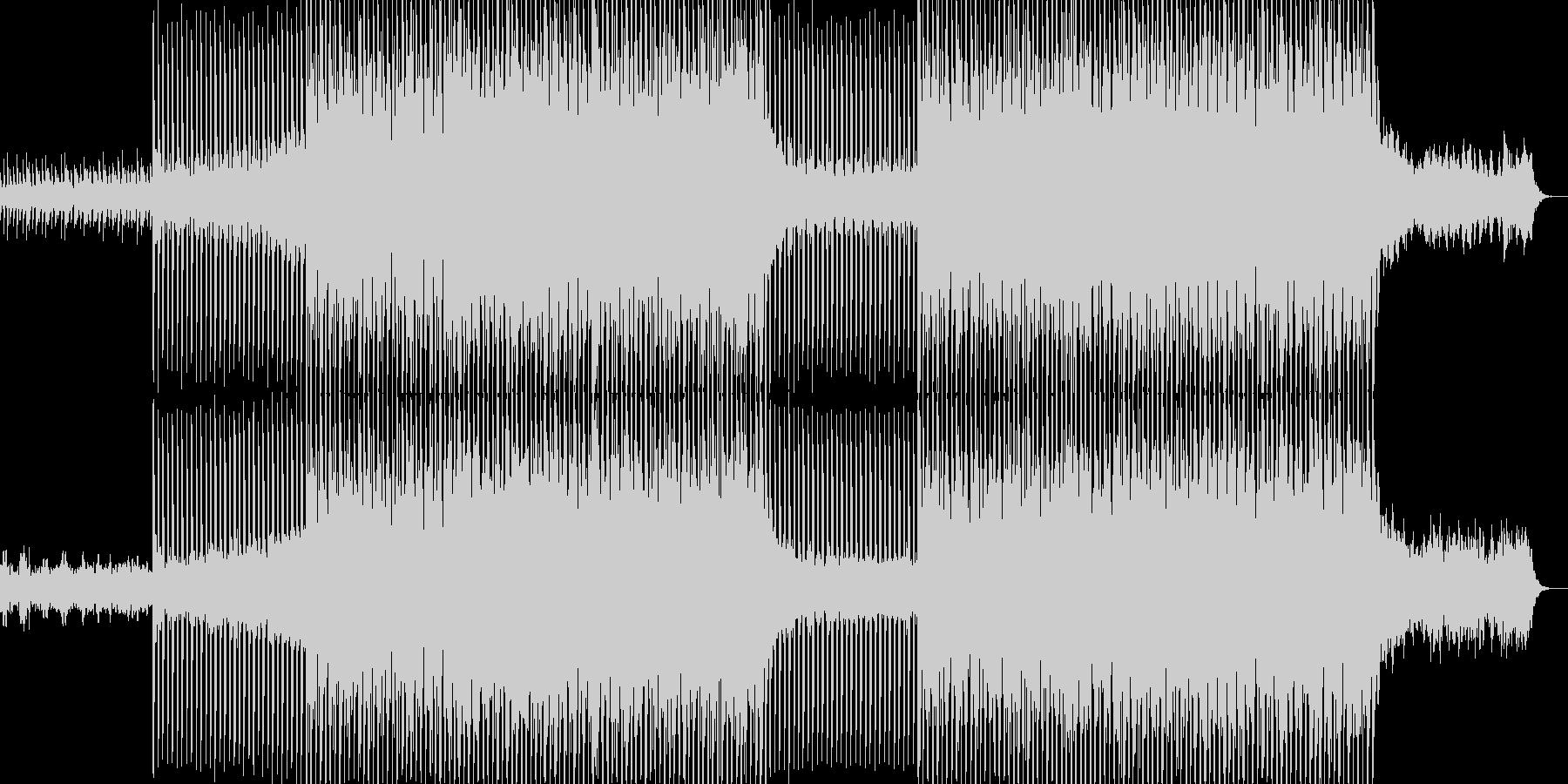 EDMクラブ系ダンスミュージック-31の未再生の波形