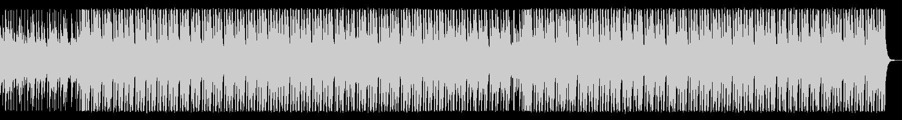 木琴とウクレレの軽快なアコースティックの未再生の波形