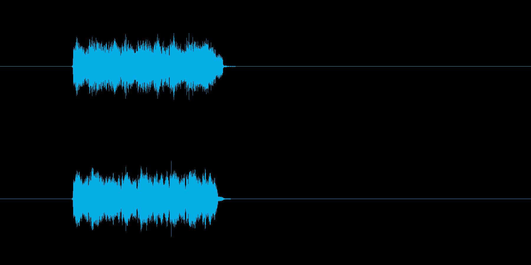 ゲーム、クイズ(正解)_009の再生済みの波形