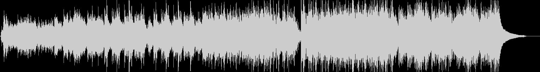 【ドラム無し】アコギとピアノのポップスの未再生の波形