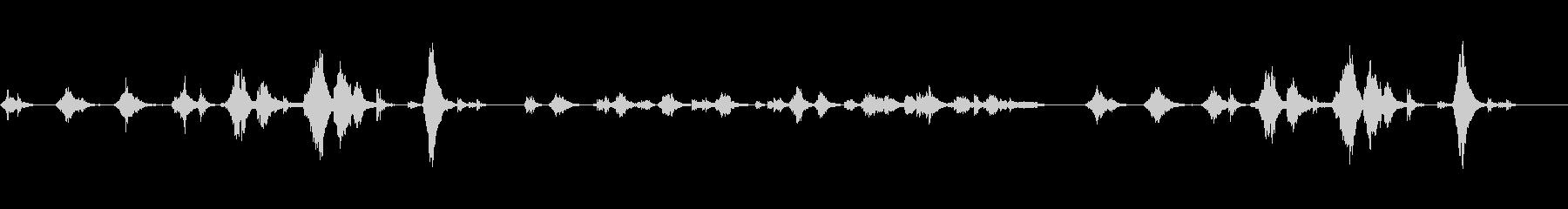 幻想的な空間で流れるイメージの楽曲ですの未再生の波形