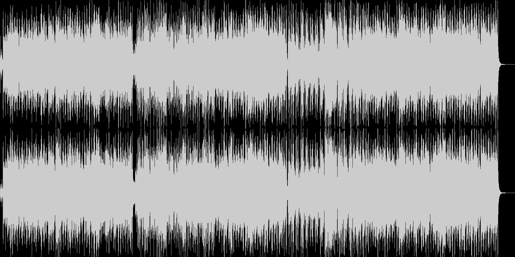 ボサノバ/エレピ/ナイロンギター/カフェの未再生の波形