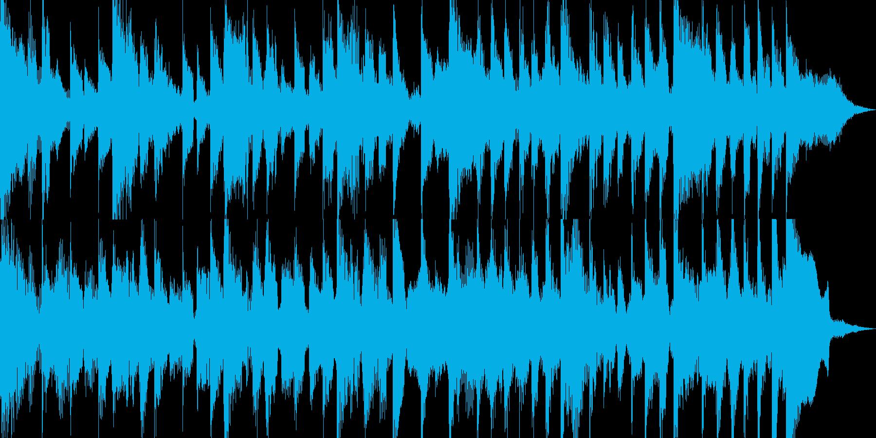 女性ファッション15秒CM_BGM2の再生済みの波形