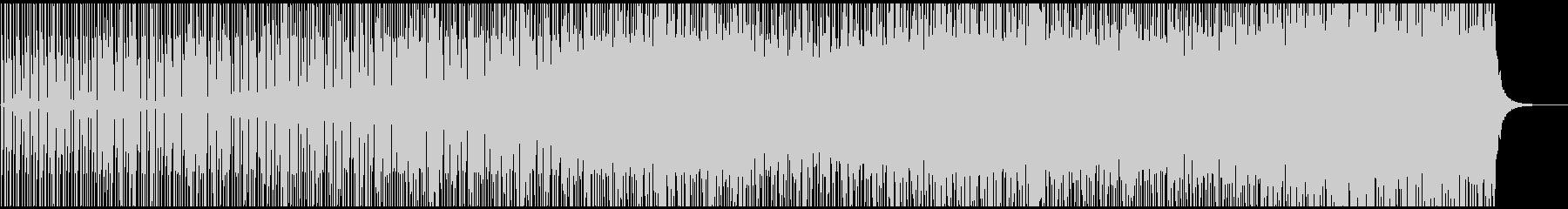 邪魔にならないトライバルハウス BGMにの未再生の波形