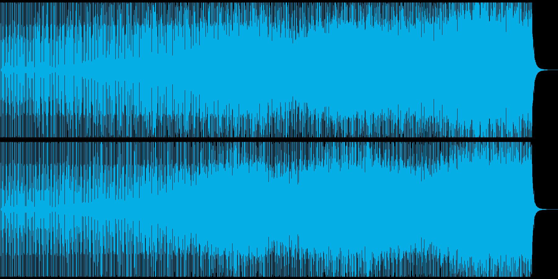 邪魔にならないトライバルハウス BGMにの再生済みの波形