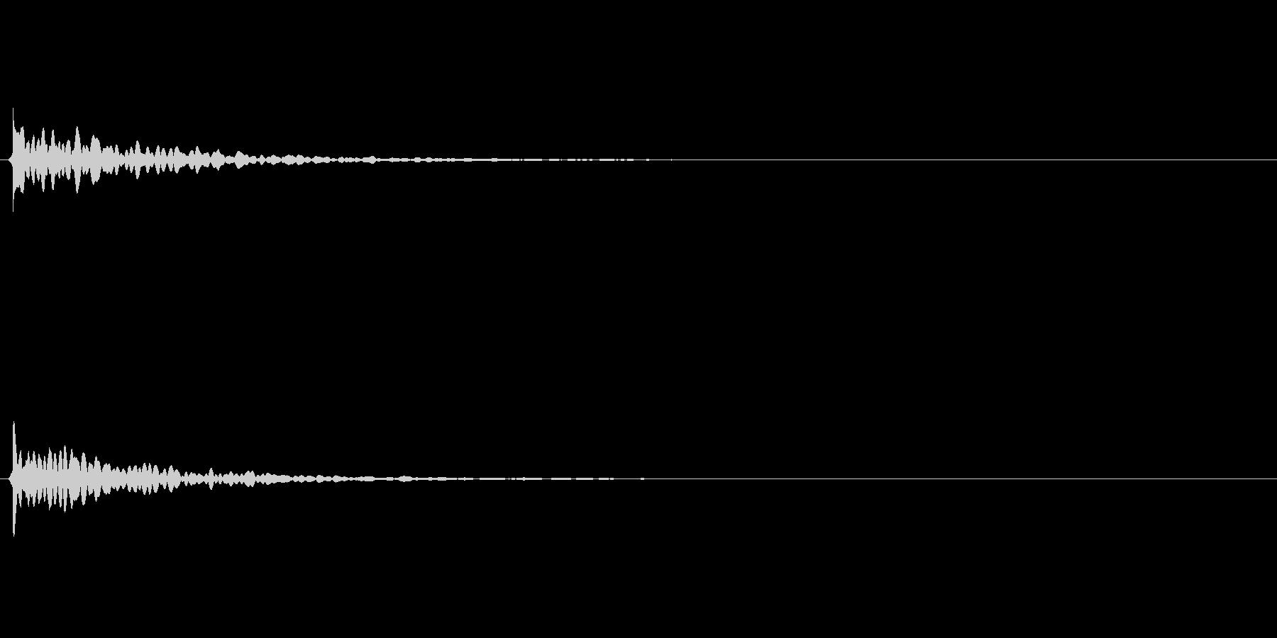 キラキラ系_084の未再生の波形