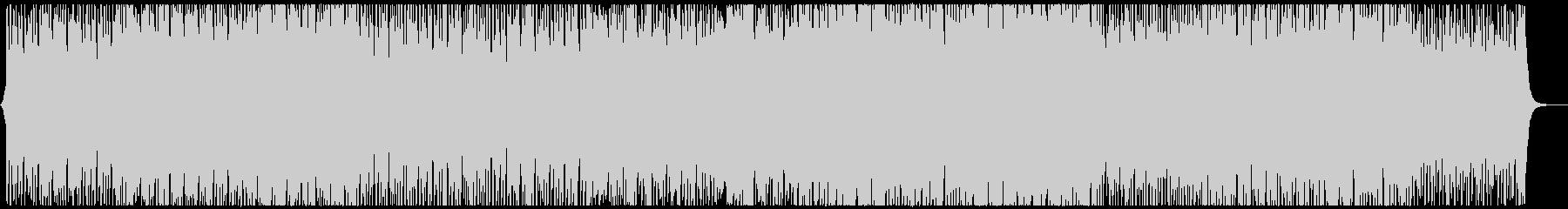 映画・ゲームのバトルBGMの未再生の波形
