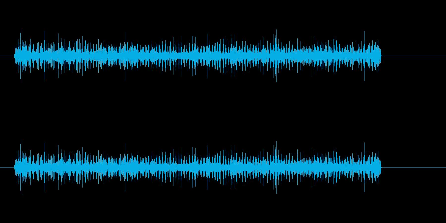 【電流01-2】の再生済みの波形