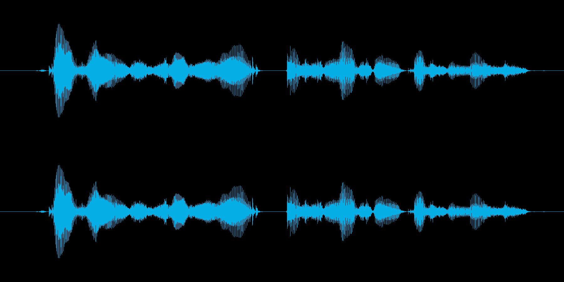 【時報・時間】午前7時を、お知らせいた…の再生済みの波形
