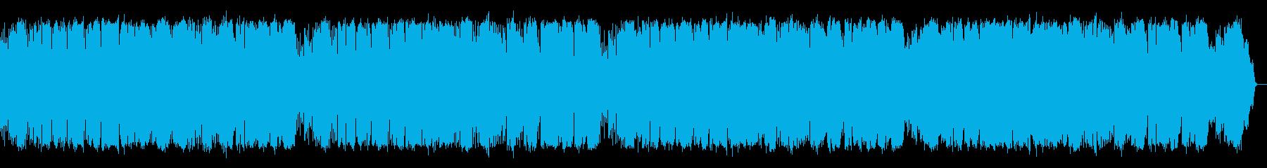 メルヘン、ファンタスティックな昭和ポップの再生済みの波形